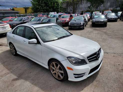 2014 Mercedes-Benz C250 for sale in Hollywood, FL