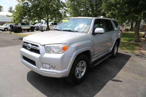 2012 TOYOTA 4RUNNER (078636) for sale in Newton, IL