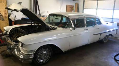 1957 Cadillac Limousine for sale in Anoka, MN