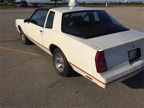 1987 Chevrolet Monte Carlo SS Aerocoupe for sale in Pryor, OK
