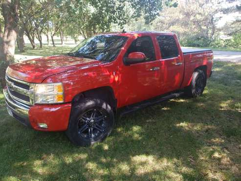2011 Chevy Silverado 1500 LTZ for sale in Lincoln, NE
