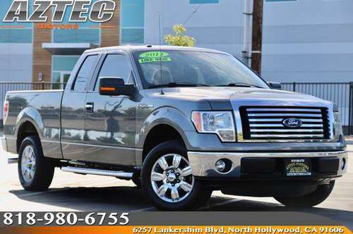 2011 Ford F-150 F150 F 150 XLT Financing Available For All Credit! for sale in Los Angeles, CA