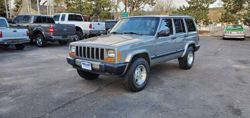 2000 JEEP CHEROKEE SPORT! INLINE 6! VERY CLEAN! MUST SEE! for sale in Elizabeth, CO