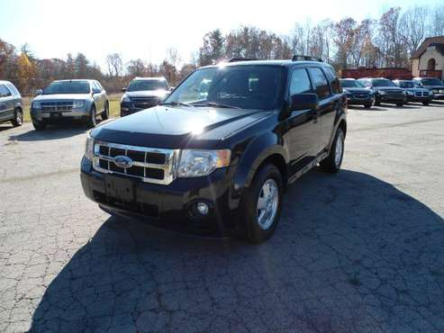 2011 Ford Escape XLT AWD SUV AUX USB ***1 Year Warranty*** - cars &... for sale in hampstead, RI