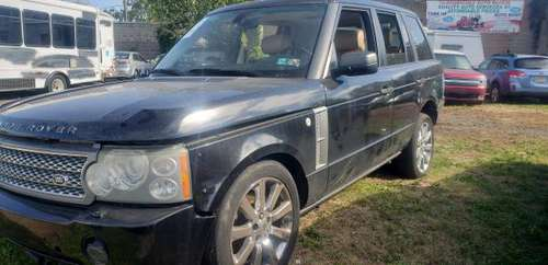 2006 rang range rover for sale in Trenton, PA