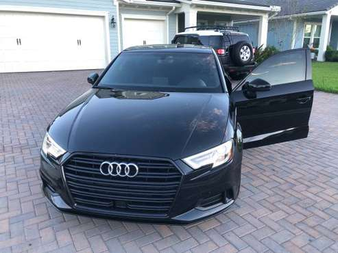 Audi A3 brand new - cars & trucks - by owner - vehicle automotive sale for sale in West Palm Beach, FL