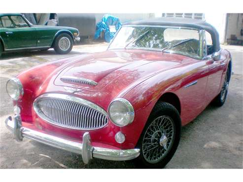 1965 Austin-Healey 3000 Mark III BJ8 for sale in Rye, NH