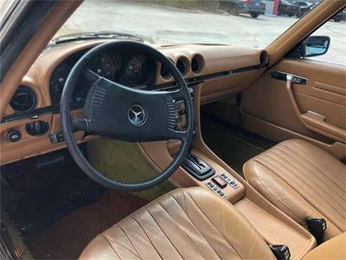 1974 Mercedes-Benz 450SLC for sale in Cadillac, MI