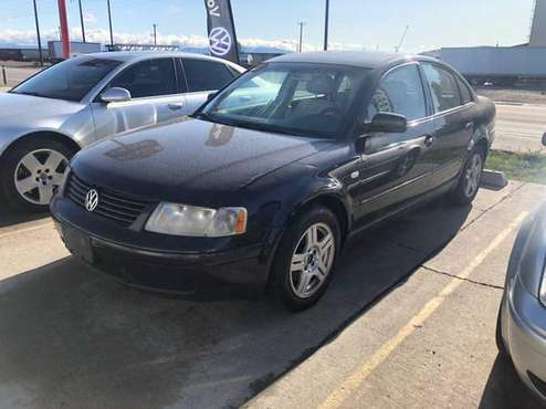 2001 VW Passat V6 for sale in Spokane, WA