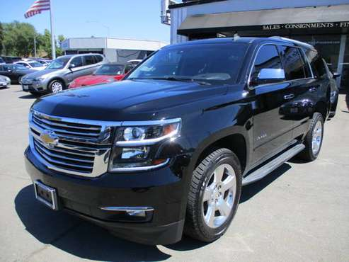 2015 Chevy Tahoe LTZ 4WD **EASY APPROVAL** for sale in San Rafael, CA
