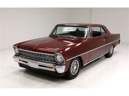 1967 Chevrolet Chevy II for sale in Morgantown, PA