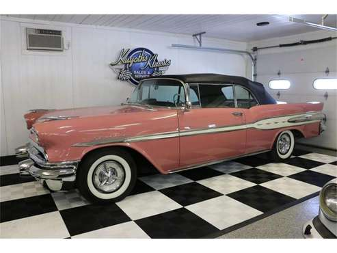 1957 Pontiac Star Chief for sale in Stratford, WI