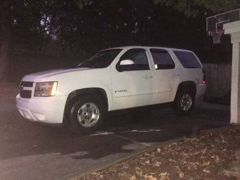 2007 Chevy Tahoe LT 2wd for sale in Auburn, AL