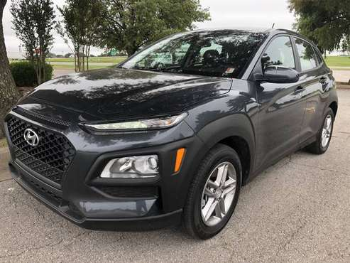 2019 HYUNDAI KONA SE! AWD! 7K MILES! APPLE CARPLAY! LIKE NEW! for sale in Norman, TX