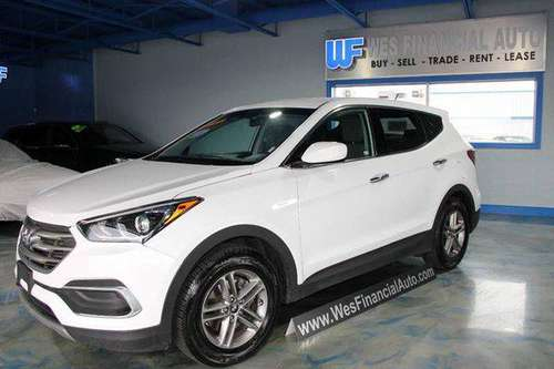 2018 Hyundai Santa Fe Sport 2.4L 4dr SUV Guaranteed Credi for sale in Dearborn Heights, MI