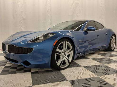 2012 FISKER AUTOMOTIVE KARMA SPORT for sale in North Randall, OH