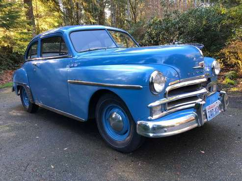 1950 Plymouth Sedan - for sale in Seattle, WA