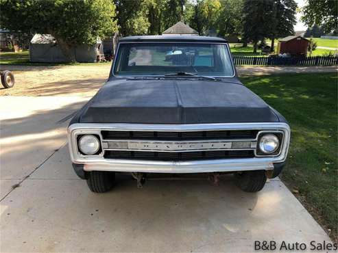 1971 Chevrolet C/K 10 for sale in Brookings, SD