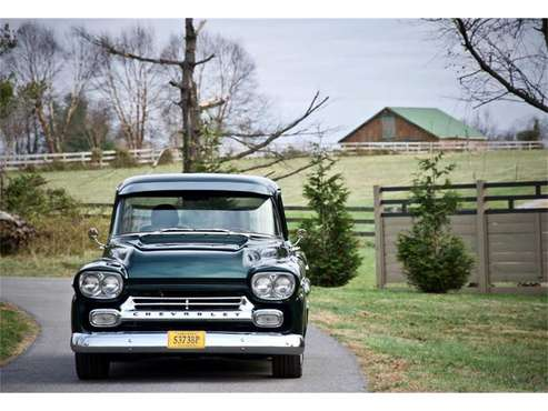 1959 Chevrolet Apache for sale in Clarksburg, MD