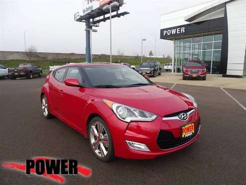 2017 Hyundai Veloster Value Edition Hatchback - cars & trucks - by... for sale in Salem, OR