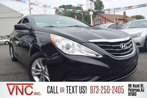 *2012* *Hyundai* *Sonata* *GLS 4dr Sedan 6A* for sale in Paterson, NJ