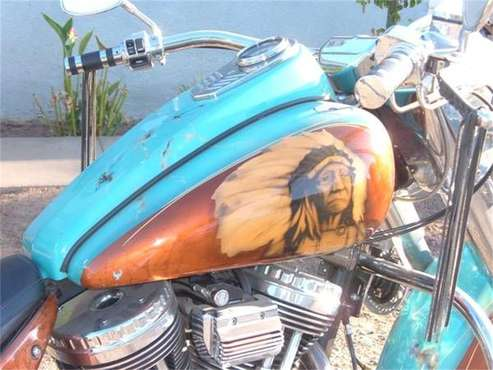2002 Indian Motorcycle for sale in Cadillac, MI