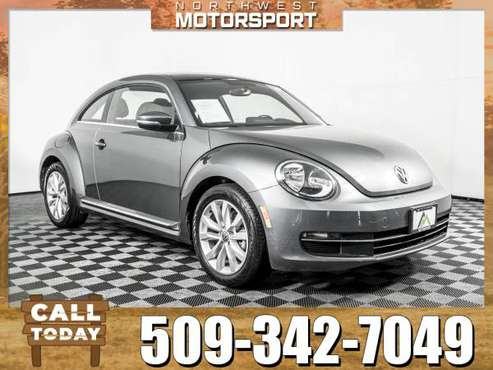 2013 *Volkswagen Beetle* TDI FWD for sale in Spokane Valley, WA