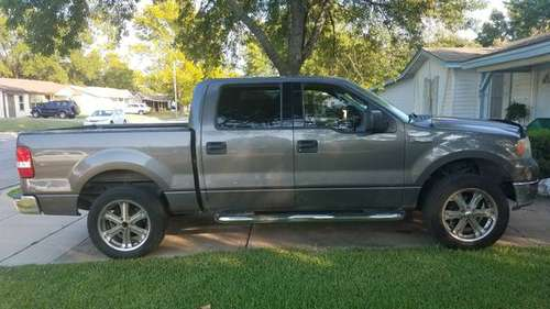 Ford f150 Super Crew XLT for sale in Burleson, TX