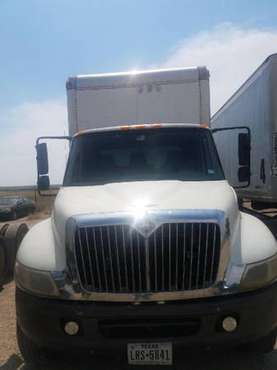2002 International Box Truck 26FT W/LIFT GATE12k for sale in Fort Worth, TX