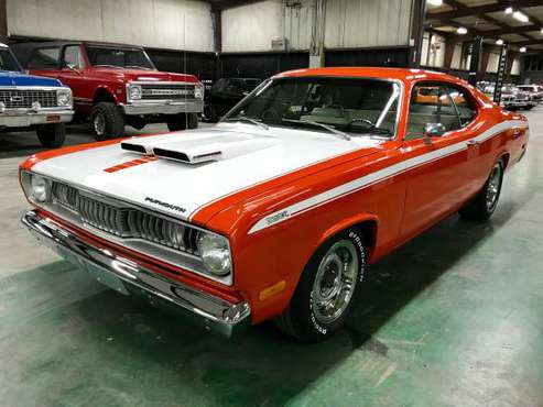 1972 Plymouth Duster 340 Automatic Restored for sale in Sherman, CA