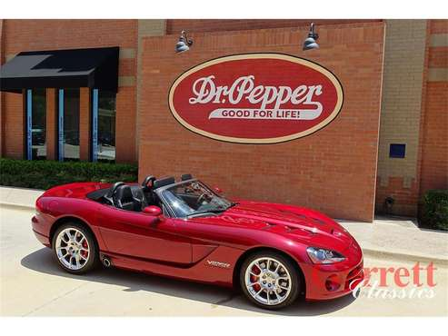 2008 Dodge Viper for sale in Lewisville, TX