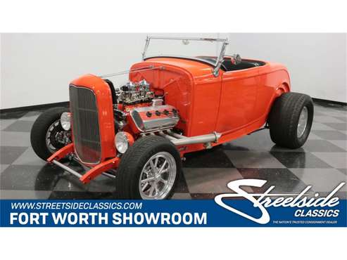 1932 Ford Roadster for sale in Ft Worth, TX