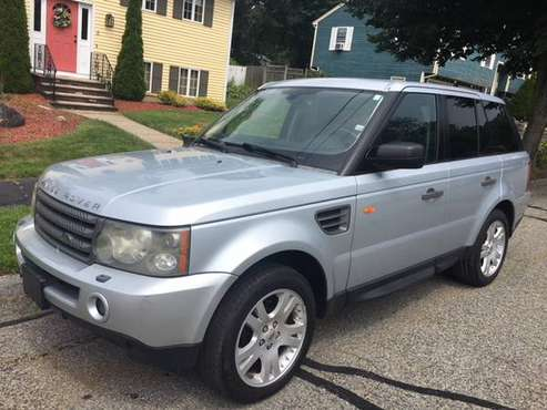 2006 range rover sport for sale in Beverly, MA