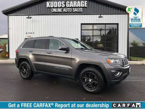 2015 JEEP GRAND CHEROKEE - cars & trucks - by dealer - vehicle... for sale in Salem, OR