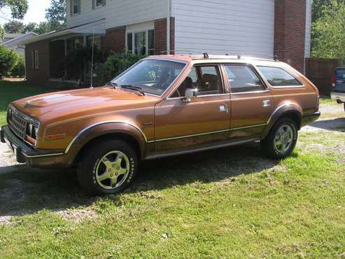 1985 AMC Eagle Wagon Survivor for sale in Riverton, IL