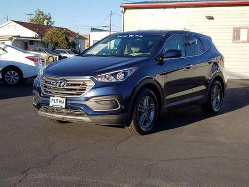 2018 Hyundai Santa Fe Sport All Wheel Drive 2.4L Auto AWD SUV - cars... for sale in Medford, OR