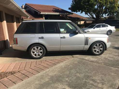 F/S 2005 Range Rover HSE - mechanic special for sale in Napa, CA