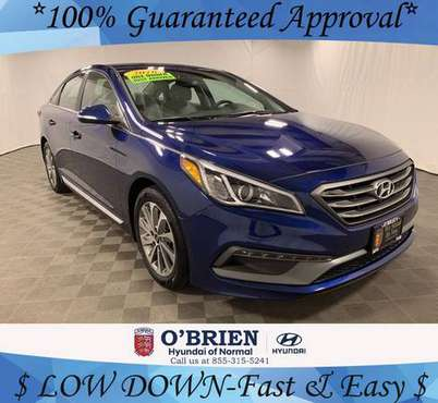2016 Hyundai Sonata -NOT A Pre-Approval! for sale in Bloomington, IL