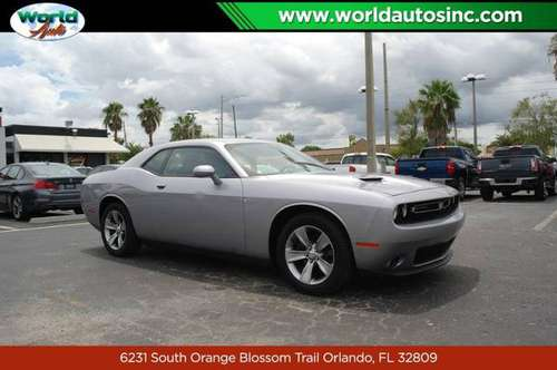 2016 Dodge Challenger SXT PLUS $729 DOWN $60/WEEKLY for sale in Orlando, FL