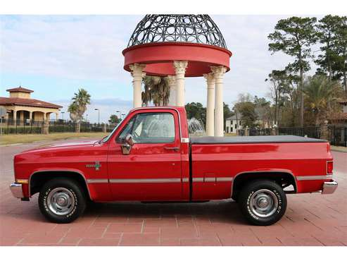 1987 Chevrolet C10 for sale in Conroe, TX