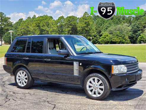 2008 Land Rover Range Rover for sale in Hope Mills, NC