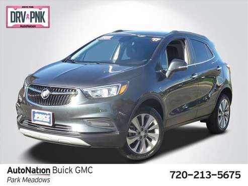 2017 Buick Encore Preferred AWD All Wheel Drive SKU:HB171644 for sale in Lonetree, CO