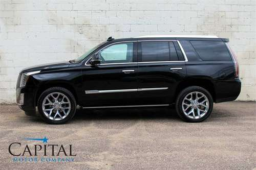 STEAL of a PRICE! - Gorgeous '16 Cadillac Escalade PLATINUM 4WD for sale in Eau Claire, MN