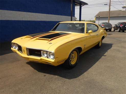 1970 Oldsmobile Cutlass for sale in Connellsville, PA