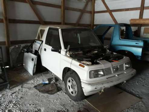 3 Geo Trackers - Offroad Project for sale in Griffith, IL