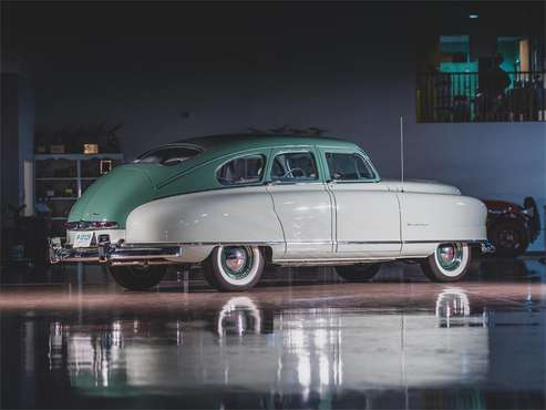 1950 Nash Ambassador for sale in Fort Lauderdale, FL