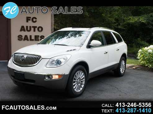 2008 Buick Enclave AWD 4dr CXL for sale in Hampden, MA