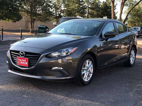 2016 MAZDA MAZDA3 - Financing Available! for sale in Lakewood, CO
