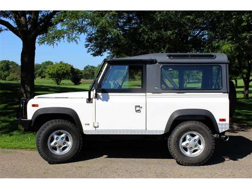 1997 Land Rover Defender for sale in Golden Valley, MN