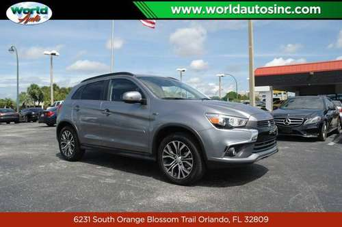 2016 Mitsubishi Outlander Sport 2.4 SEL CVT $729/DOWN $65/WEEKLY for sale in Orlando, FL